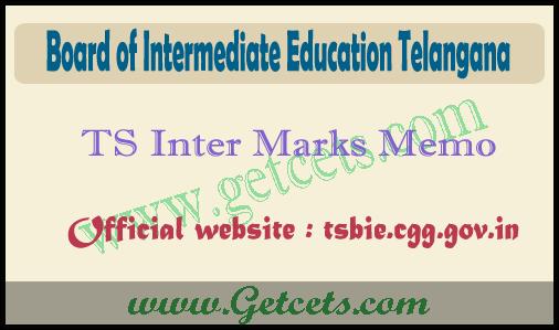 TS Inter memo download 2021, short & long memo from bie telangana
