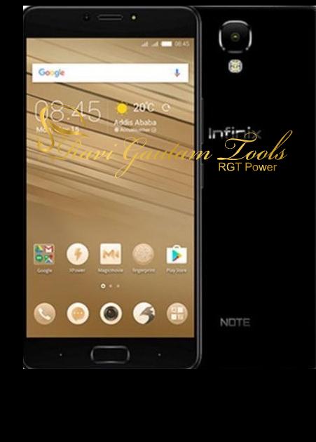 Infinix Note 4 X572 Frp By Ravi Gautam Tools