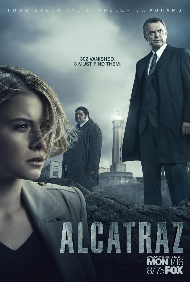 ▷▷ Descargar Serie Alcatraz Temporada 1▷▷