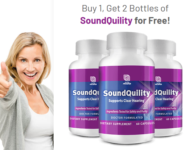 Sound Quility Home - Buy 1 Get 2