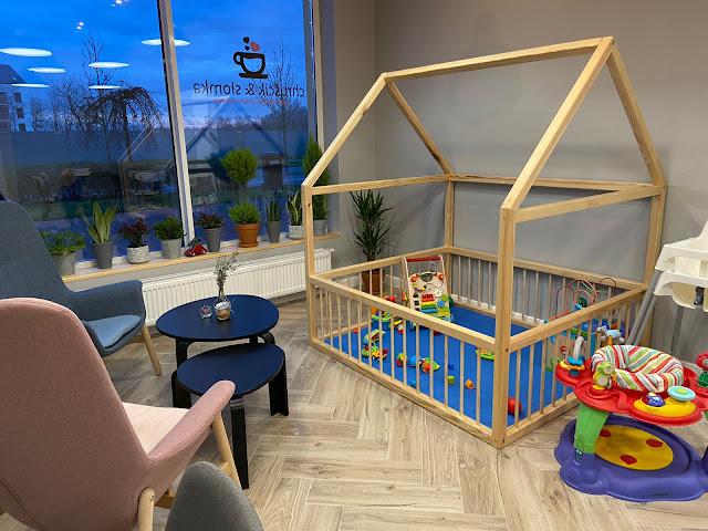 Chruścik&Słomka-nowe miejsce dla dzieci na Strzeszynie