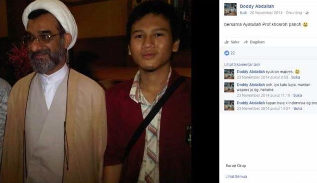 Sudah berani menampakan taringnya, Pelapor Habib Rizieq Ternyata Pengikut Syiah