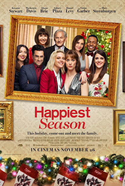 Win tickets to Happiest Season