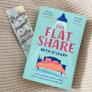 Book review: The Flat Share by Beth O'Leary