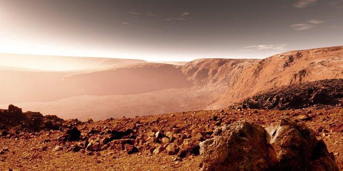 Misteri Bencana Dahsyat yang Pernah Menghancurkan Planet Mars,  naviri.org, Naviri Magazine, naviri majalah, naviri