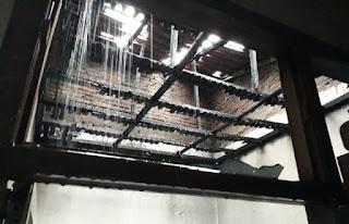 Kebakaran Rumah Di Jalan Pembangunan Barat 11 Wilkum Polsek Kedawung Polres Cirebon Kota