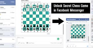 How to Unlock (and Play) Hidden Chess Game Inside Facebook Messenger