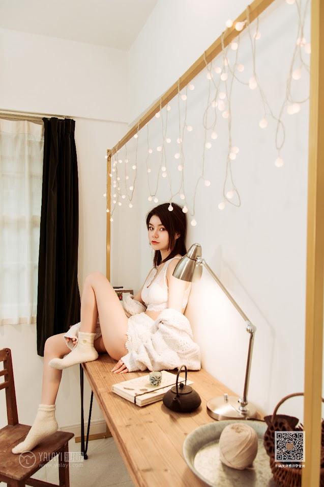 YALAYI雅拉伊 2019.10.29 No.444 东京的早餐 慧儿 [44P360MB] - idols