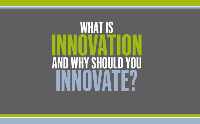 What Is Innovation And Why Should You Innovate? [Infographic]