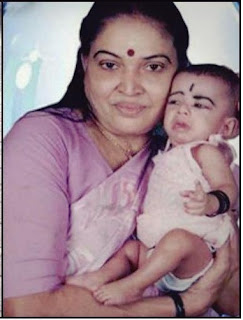 Image: Bhavani Amma had given birth to a baby boy at 62