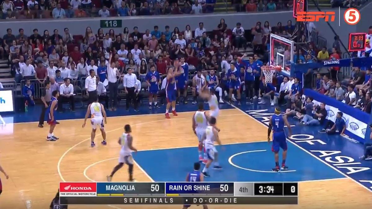 PBA Commissioner Willie Marcial REACTS To Rome dela Rosa's CONTROVERSIAL 3-pointer (VIDEO)