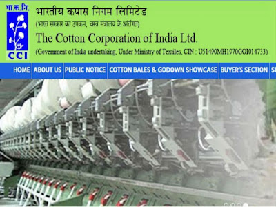 Cotton Corporation will be recruiting for 95 posts including Junior Assistant
