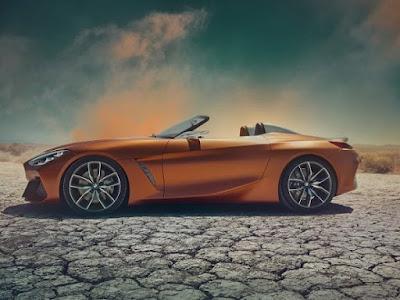 BMW Z5 2018: PRIX, FICHE DE DONNÉES ET PHOTOS