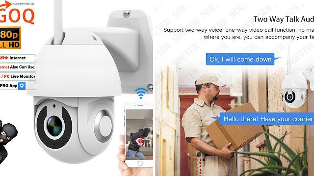 GOQ Q50 CCTV Outdoor