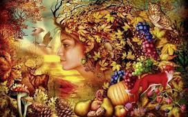 Мабон — день осеннего равноденствия. Магические обряды ведьм викка