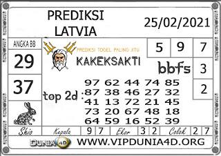 Prediksi Togel LATVIA DUNIA4D 25 FEBRUARI 2021