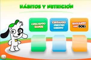 proyecto de habitos saludables para niños de preescolar