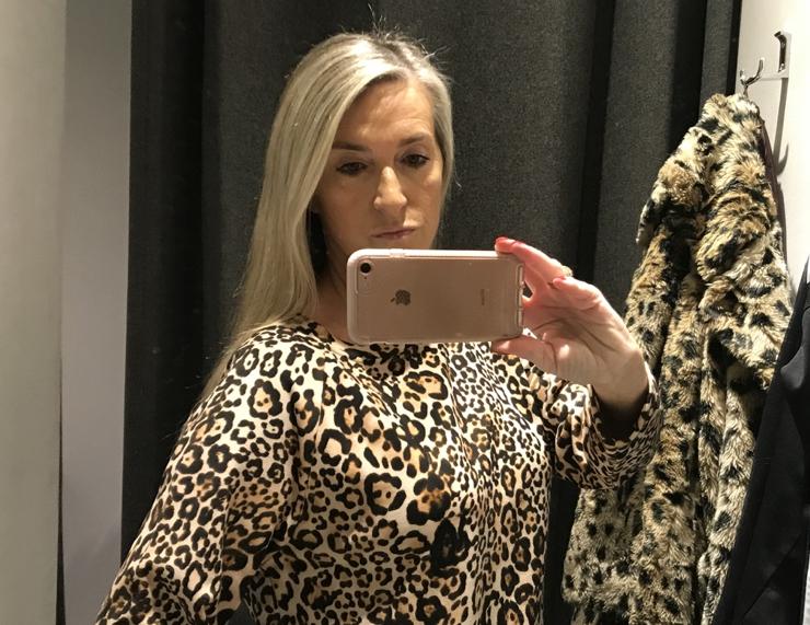 """""""Voy a tiendas de lujo a probarme ropa que no voy a comprar"""""""