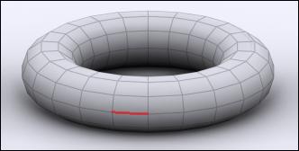 3d modelling edge