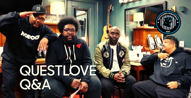 Para Questlove, De la Soul é o grupo de rap mais subestimado de todos os tempos