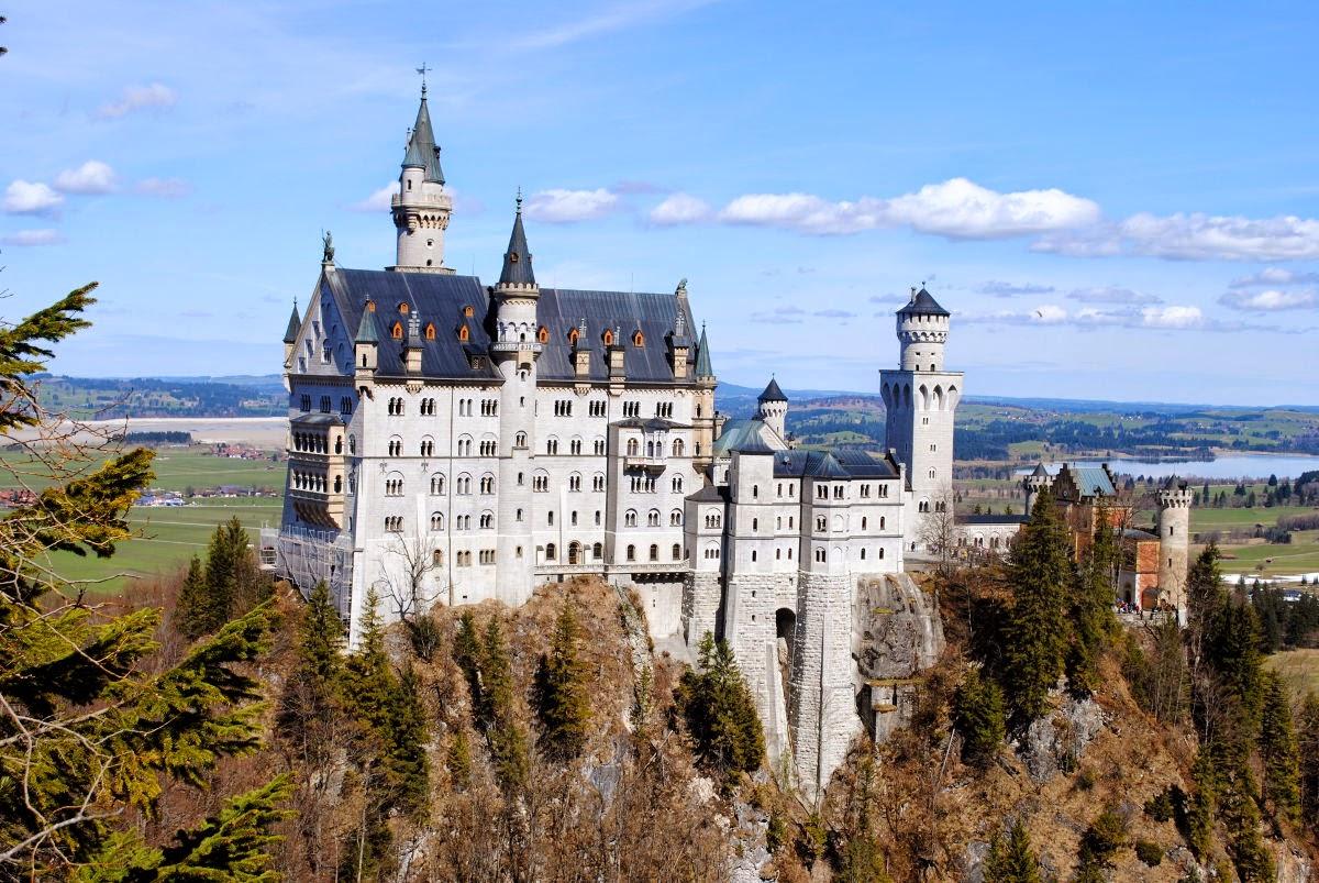 Guia de viaje a Munich y Alpes Austriacos