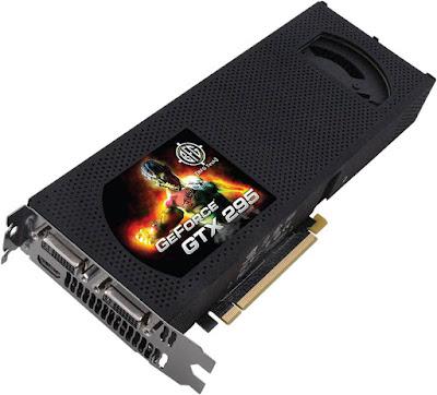 Nvidia GeForce GTX 295ドライバーダウンロード