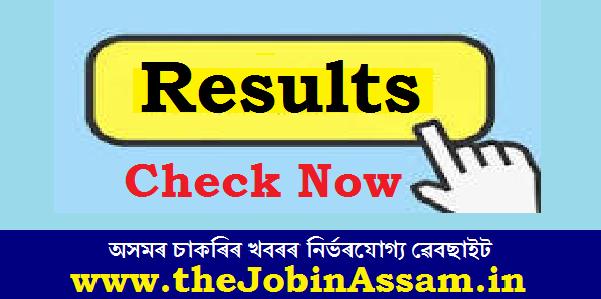 Deputy Commissioner, Biswanath Results 2020