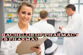 bachelor of pharmacy (b.pharm)