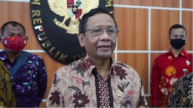 Mahfud MD: Tak Akan Ada Masalah Pidana Pak Anies dan Pak Emil terkait Rizieq