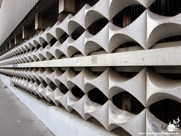 """Nantes  Panneaux """"Luna"""" - Sculptura Panels - Claustral"""