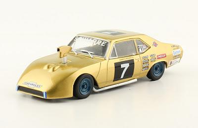 """55- Chevrolet Chevy """"7 de Oro"""" (1976) Roberto Mouras"""
