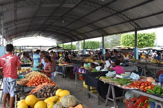 Prefeitura de Jacobina estabelece regras para feira livre e proíbe feirantes de fora