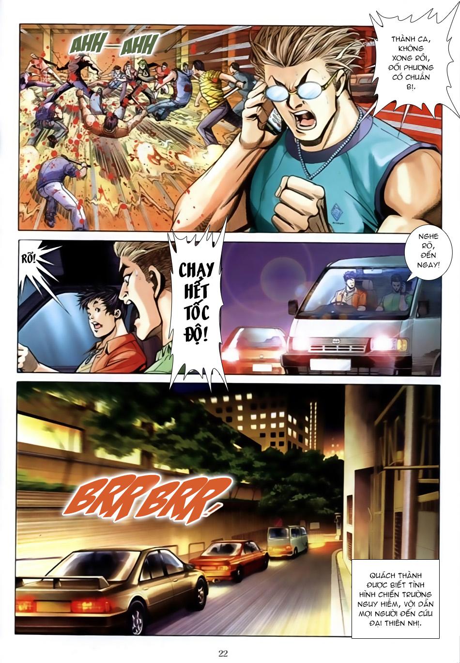 Người Trong Giang Hồ Chap 581 - Truyen.Chap.VN