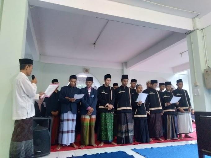 Pelantikan Pengurus Mabna & Musyrif-Musyrifah Ma'had Masa Khidmat 2019/2020