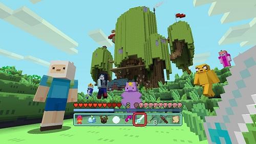 Minecraft  tạo cho người chơi một thế giới riêng để thỏa sức sáng tạo