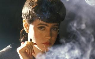 Dunia Sinema Blade Runner Rachael
