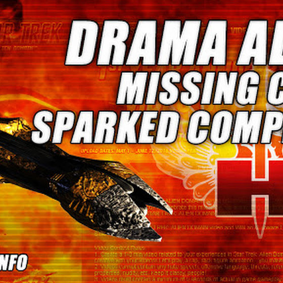 Star Trek: Alien Domain Anniversary Video Contest ★ Drama Alert! Complaining About The Missing Colon