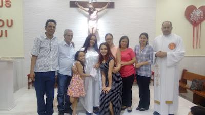 O batismo catolico passo a passo