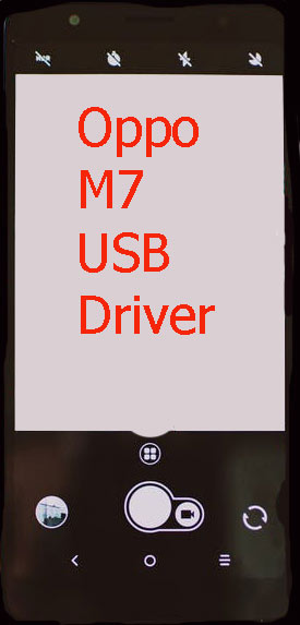 Oppo M7 USB Driver Download