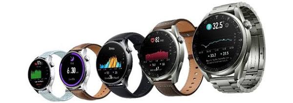 """Descubra o relógio da Huawei perfeito para """"recomeçar"""" o ano em grande"""