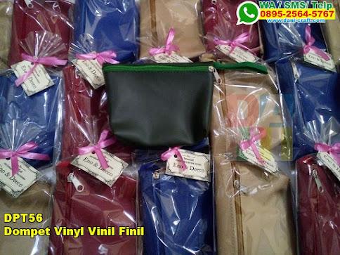 Grosir Dompet Vinyl Vinil Finil