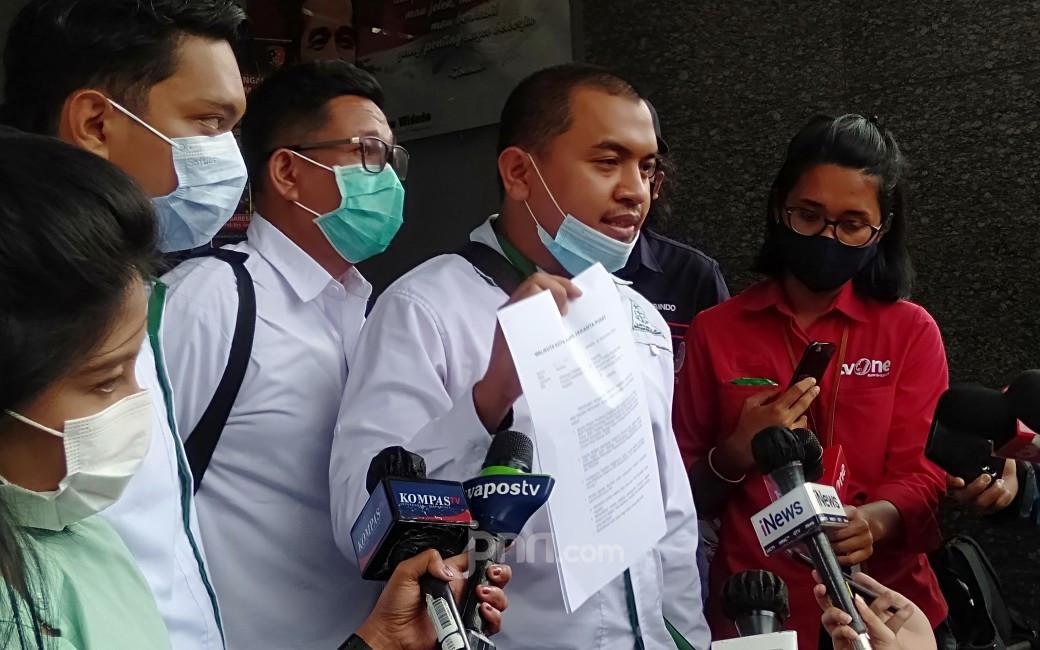 Draf Eksepsi Tim Penasihat Hukum Habib Rizieq, Kalimatnya Keras Banget!