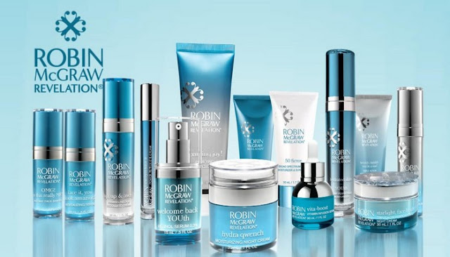 robin mcgraw revelation skin care reviews