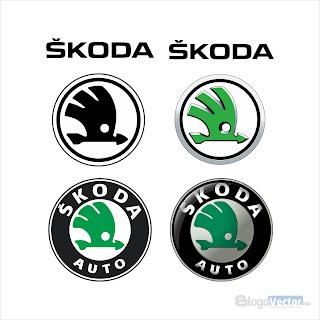 Škoda Auto Logo vector (.cdr)