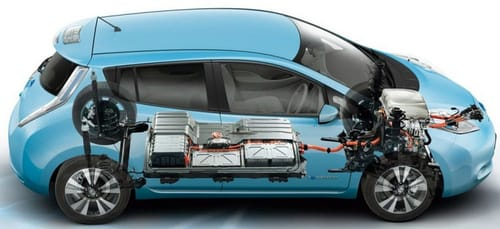 Europe wants the lead in electric vehicle batteries