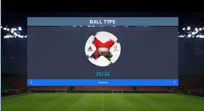 PES 2016 Qualifiers World Cup Russia 2018 Ball by reza9