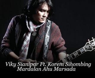 Kunci Gitar viky sianipar ft. korem sihombing - mardalan ahu