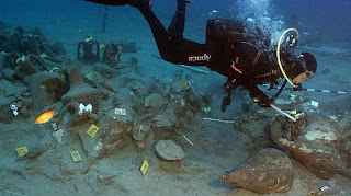 Greece Opens 'Peristera Shipwreck' Underwater Museum to Divers