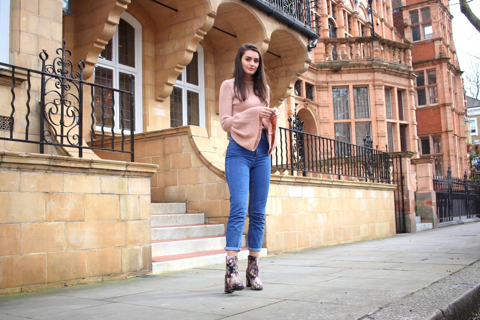 peexo style blogger bell sleeves new look