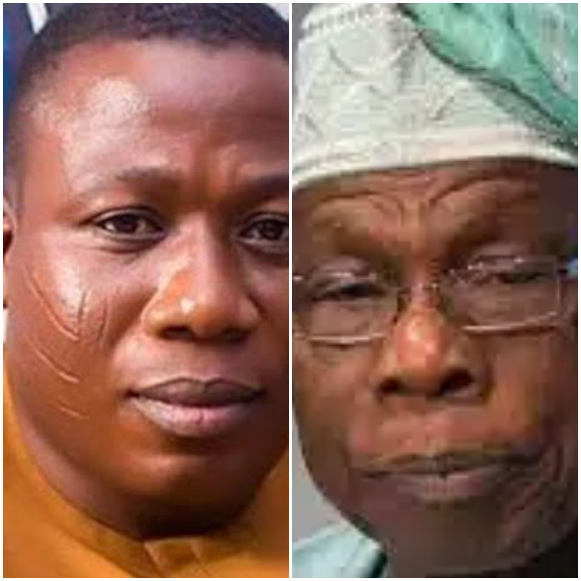 .According to reports, former President Obasanjo met with the president of Benin on Sunday to discuss Igboho's case